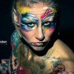 Extreme / Avant Garde Make Up
