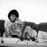 Comic Book Pop Art Style Fotoshooting mit Elke Little Crazyinkedgirl Tattoomodel