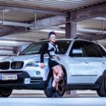 BMW & Parkhaus Model Marietta