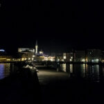 Silvester in Piran / Slowenien