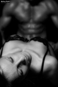 Hot Couple Dessous Male Female Photography