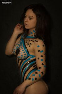 Fotoshooting im Studio mit Bianca #TapeTheModelPhotography