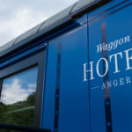 3 Stern Hotel Angerer-Hof mit Waggon Hotel in Anger