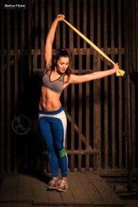 slaVITAL Health Blogger Model / Athlete Diplom Fitness & Personal Trainer