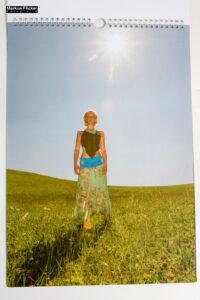 Fotodruck Kalender A3 Sport Natur Personen Familie Landschaft Dessous