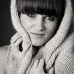 Portrait Fotoshooting mit Kerstin im Studio