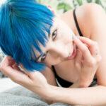 Homeshooting Akt / Nude / Dessous mit Model Lisa