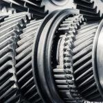 Getriebe Produktfotografie im Fotostudio