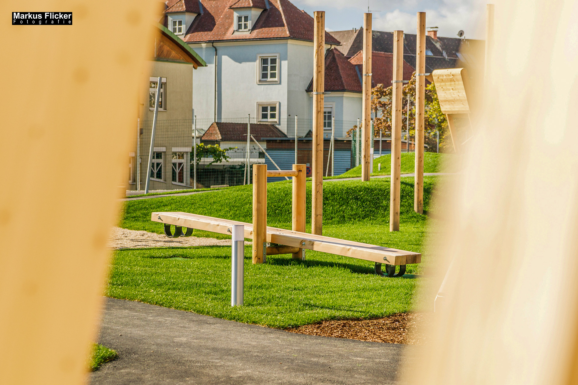 Spielplatz Funergy Park Weiz