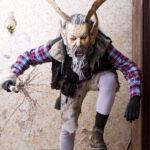 Vides Teufels Pass Perchten Fotoshooting