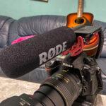 Podcast und Video Mikrofon Rode Rycote Edition VideoMic