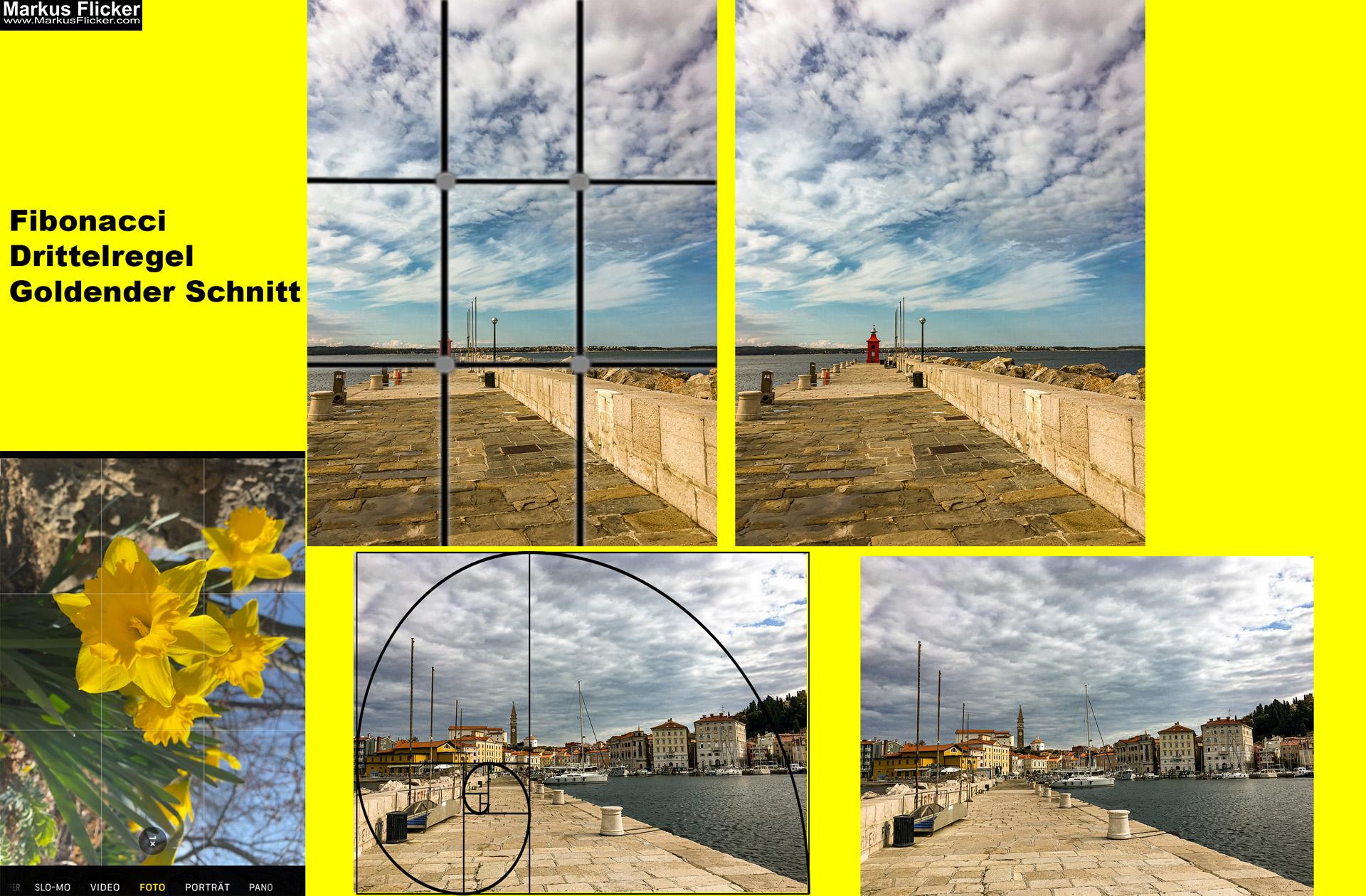 Fotografieren von Formen und Linien