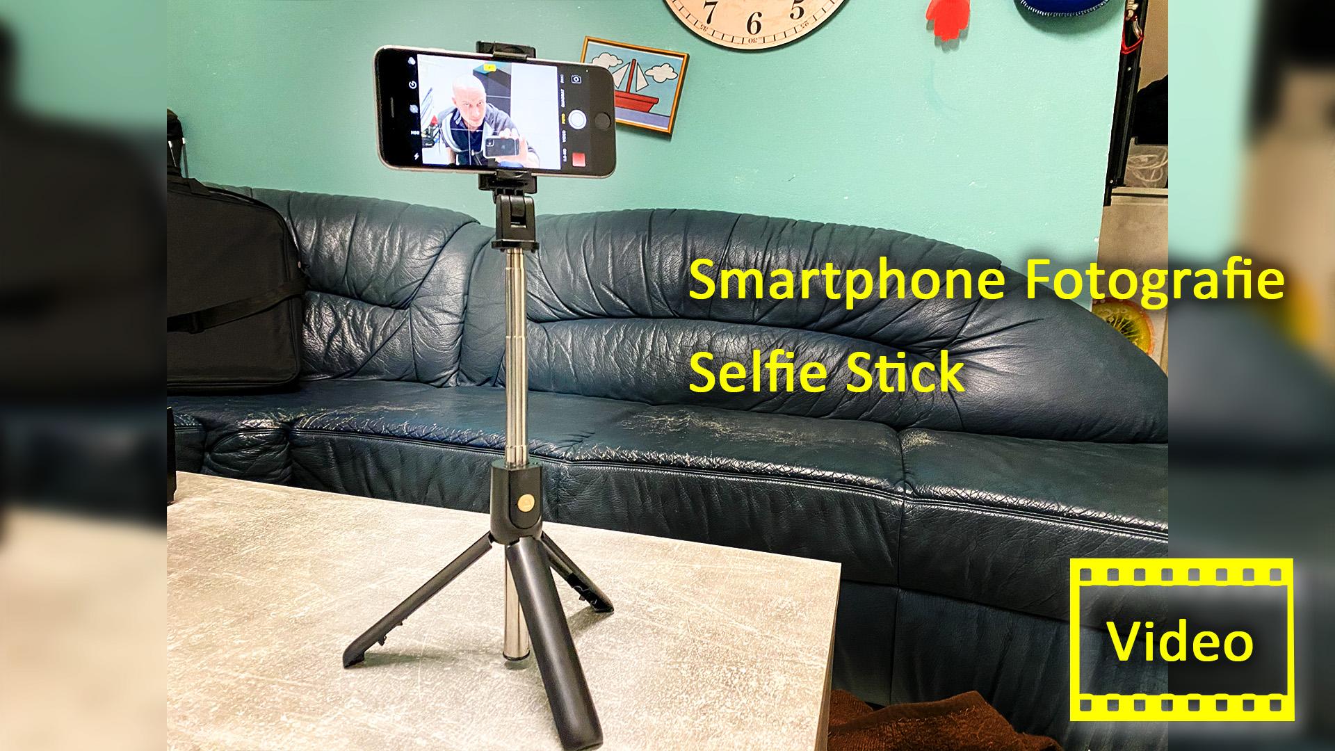 Smartphone Fotografie Selfie Stick