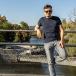 Markus Spenger Business Portrait für BLEIBEANDERS Coaching